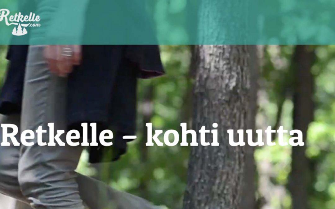 Verkkokaupan perustaminen ja Retkelle.comin tarinan alku